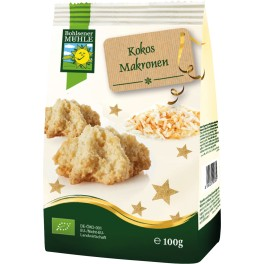 Bohlsener Macaroons cu cocos, 100 gr